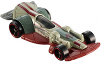 Купить Hot Wheels Star Wars Машинка Boba Fett's Slave I, Машинки