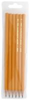 Купить Набор чернографитовых карандашей Koh-i-Noor , НВ, B, H, 2Н, 2В, 6 шт. 126737