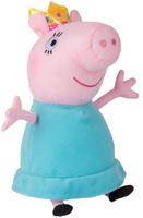 Купить Peppa Pig Мягкая игрушка Мама Свинка-королева 30 см