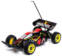 Купить Silverlit Машина на радиоуправлении Buggy Racing цвет черный красный желтый, Машинки