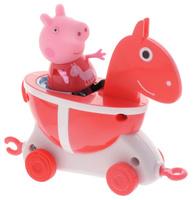 Купить Peppa Pig Игровой набор Пеппа и Каталка Лошадка