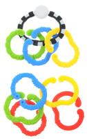 Купить B kids Игрушка-подвеска Веселые колечки Малый набор, Bluebox