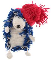 Купить Авторская игрушка Новогодний еж . Ручная работа. ying02, YusliQ, Мягкие игрушки