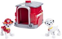 Купить Paw Patrol Игровой набор Два щенка Маршалла в домике