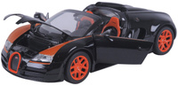 Купить Rastar Модель автомобиля Bugatti Veyron 16.4 Grand Sport Vitesse цвет черный