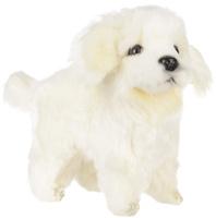 Купить Hansa Мягкая игрушка Мареммо-абруццкая овчарка щенок 17 см, Hansa Toys, Мягкие игрушки