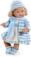 Купить Arias Пупс озвученный Elegance цвет одежды голубой Т59785