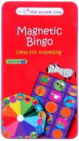 Купить The Purple Cow Обучающая игра Magnetic Bingo, Обучение и развитие
