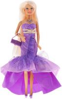 Купить Defa Кукла Lucy в вечернем платье цвет сиреневый, Defa Toys