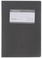 Купить Erich Krause Тетрадь One Color 120 листов в клетку цвет серый формат А5, Erich Krause Deutschland GmbH, Тетради