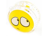 Купить Россия Волчок на шнуре Yo-Yo Смайл Эврика цвет желтый, Развлекательные игрушки