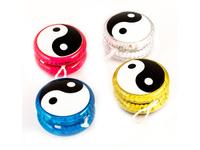Купить Россия Волчок на шнуре Yo-Yo Инь Янь Эврика, Развлекательные игрушки