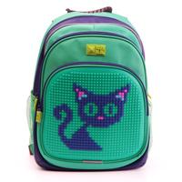Купить 4ALL Рюкзак Kids цвет темно-синий зеленый, ООО Гринфилд