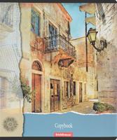 Купить Erich Krause Тетрадь С видом на замок 96 листов в клетку цвет голубой, Тетради