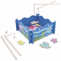 Купить Classic World Развивающая магнитная игра Удачная рыбалка, Обучение и развитие