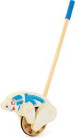 Купить Мир деревянных игрушек Игрушка-каталка Мишка
