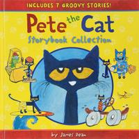 Купить Pete the Cat Storybook Collection: 6 Groovy Stories!, Зарубежная литература для детей