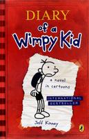 Купить Diary of a Wimpy Kid, Зарубежная литература для детей
