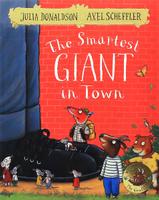 Купить The Smartest Giant in Town, Зарубежная литература для детей