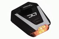 Купить Фонарь задний Moon LX-70 , 1 диод, 6 режимов, USB, moon-sport