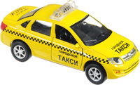 Купить ТехноПарк Машинка инерционная LADA Granta Городское такси