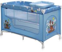 Купить Lorelli Манеж-кроватка Nanny 2 цвет синий