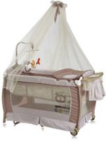 Купить Lorelli Манеж-кроватка Sleep'N'Dream Rocker цвет бежевый