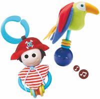 Купить Yookidoo Игровой набор Пират и его попугай, Первые игрушки