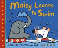 Купить Maisy Learns to Swim, Первые книжки малышей