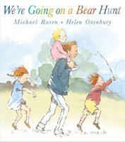 Купить We're Going on a Bear Hunt, Зарубежная литература для детей