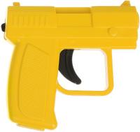 Купить Форма Пистолет Малышки цвет желтый, Игрушечное оружие
