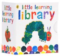 Купить Little Learning Library (комплект из 4 книг), Первые книжки малышей