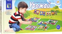 Купить Step Puzzle Пазл для малыша Паровозики Урожай 70115, Степ Пазл ЗАО (Россия)