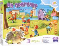 Купить Step Puzzle Пазл для малышей На прогулке 70113, Степ Пазл ЗАО (Россия)