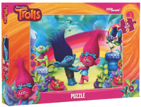 Купить Step Puzzle Пазл для малышей Trolls 90030, Степ Пазл ЗАО (Россия)