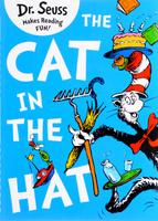 Купить The Cat in the Hat, Зарубежная литература для детей