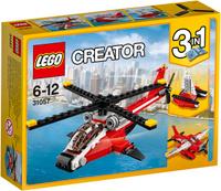Купить LEGO Creator Конструктор Красный вертолет 31057