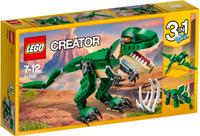 Купить LEGO Creator Конструктор Грозный динозавр 31058, Конструкторы