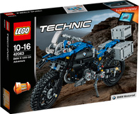 Купить LEGO Technic Конструктор Приключения на BMW R 1200 GS 42063