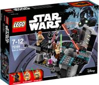 Купить LEGO Star Wars Конструктор Дуэль на Набу 75169