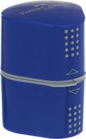 Купить Faber-Castell Точилка Trio Grip 2001 цвет синий