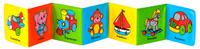 Купить Умка Книжка-игрушка Мои игрушки Крошка Енот, Книжки для купания