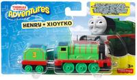Купить Thomas & Friends Паровоз Генри, Железные дороги