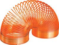 Купить Slinky Игрушка-пружинка металлическая цвет оранжевый, Развлекательные игрушки