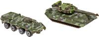 Купить ТехноПарк Набор машинок Военная техника 2 шт SB-15-09-WB