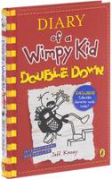 Купить Double Down: Diary of a Wimpy Kid Book, Зарубежная литература для детей