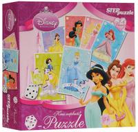 Купить Step Puzzle Пазл для малышей Принцессы, Степ Пазл ЗАО (Россия)