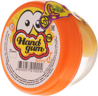 Купить Жвачка для рук ТМ HandGum , цвет: оранжевый хамелеон, с запахом дыни, 35 г