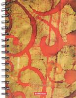 Купить Erich Krause Тетрадь Батик 120 листов в клетку цвет в ассортименте, Тетради