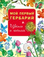 Купить Мой первый гербарий. Цветы и листья, Животные и растения